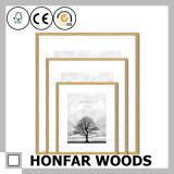 Het noordse Frame van de Foto van de Decoratie van het Huis Houten
