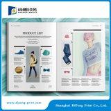 Heftklammer-Monatsform-Zeitschriften-Drucken