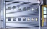 Wind-Beweis-harte schnelle Rollen-Blendenverschluss-Industrie-Tür