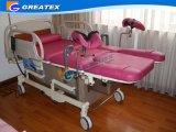 Multi - LDR das funções/cadeira Labor Obstetric do hospital do parto da base da entrega e da recuperação (GT-OG801)