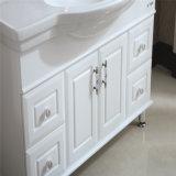 Шкаф тщеты ванной комнаты изделий самомоднейшего типа Floor-Mounted санитарный