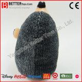 Hérisson mou bourré bon marché mignon d'animaux de fabrication de la Chine