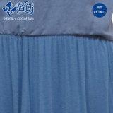 新式の袖なし円形カラーセクシーな女性方法服
