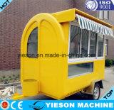Straßen-Verkaufs-Nahrungsmittelkarren-Kiosk