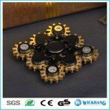 Gang-Rad-Schreibtisch-Fokus-Spielwaren entlasten Druck EDC-Handunruhe-Spinner-Kreiselkompaß Adhd