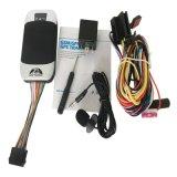 Traqueur automatique GPS303f/Tk303f de chenillette avec le microphone externe mini GPS suivant la puce pour le véhicule, traqueur de véhicules aucun cadre au détail
