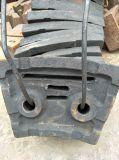 Recambios del molino de bola del cemento (trazador de líneas del molino de bola)