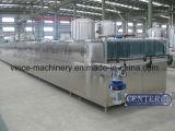 Pasteurisateur de tunnel de refroidissement de pulvérisation