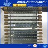 """3/8 de """" Gegalvaniseerde Draad A475/Steel van de Bundel ASTM van de Draad van het Staal voor het Maken van de Spijker"""