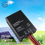 Controlador solar da carga da bateria de lítio MPPT com o excitador interno do diodo emissor de luz