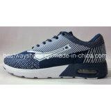 Flyknit calç sapatas dos esportes para homens
