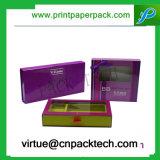 Vakje van de Gift van het Document van de Opslag van de Gift van de douane het Nieuwe Kosmetische voor de Verpakking van het Parfum