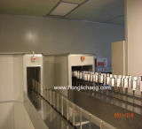 Línea de pintura ULTRAVIOLETA automática de la capa de aerosol del Estático-Arma