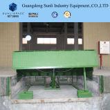Da plataforma estacionária ajustável aprovada do armazém do Ce Leveler de doca hidráulico