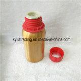 Botella de aluminio caliente del petróleo esencial del oro de la venta 125ml con el casquillo Aeob-4