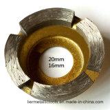 4 '' / 105mm PCD taza del diamante de la rueda rectificado herramientas para el granito