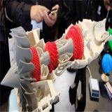 Modell des Drucken-kundenspezifisch anfertigen UVharz ABS-Plastik-Winkel- des Leistungshebels3d