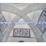 Tende di pubblicità gonfiabili sigillate aria di campeggio del cubo gonfiabile Tent/PVC di pubblicità esterna