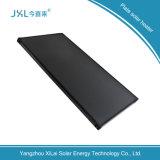 Черный сборник подогревателя воды плоской плиты крома солнечный