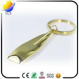 Entwurfs-Goldmetallschlüsselkette des Geschäfts-Geschenks