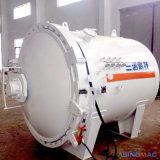 автоклав смесей Ce 1500X6000mm Approved полноавтоматический (SN-CGF1560)