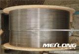 Aislante de tubo capilar de la cadena del martillo a dos caras del acero inoxidable S31803