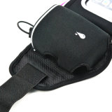 De alta calidad al aire libre de deporte impermeable Running Belt Elastic Waist Bag