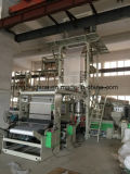 MD-3L Series Three Layer Co-Extrusion Rotary Film Blowing Machine