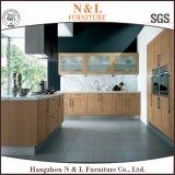 Module de cuisine en bois de meubles de maison de modèle modulaire de meubles de N&L