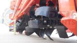 L'utilisation de ferme la liaison PTO de 3 points a accroché le cultivateur de Rotovator