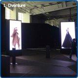 Grande LED video parete dell'interno di colore completo per la pubblicità della soluzione