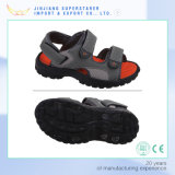 Criança ocasional Sandle do menino de EVA do esporte da fábrica de China, sandália de Seabeach