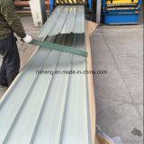 Feuille en acier de toiture galvanisée par 0.14-0.6mm*820/900mm de classe de Frist
