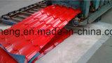 Feuille ondulée galvanisée de la toiture Plates/PPGI de couleur