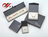 Rectángulos de empaquetado de papel de la joyería de la cartulina fijados