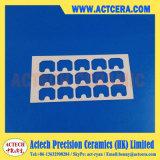 Taglio del laser di precisione e substrato lavorante della ceramica dell'allumina