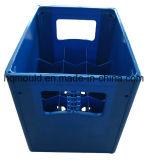 Herramienta de la inyección del embalaje plástico para el molde del rectángulo de 12 botellas