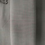 El hilado tejido del popelín de algodón teñió la tela para las camisas/alineada Rlsc50-8