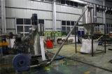Máquina dobro da peletização da película plástica do LDPE do PE do estágio