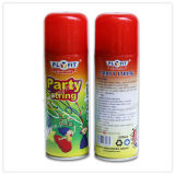 Colorido silly Party Spray de la secuencia