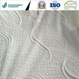 tela que hace tictac hecha punto sólida del colchón del telar jacquar 2017good