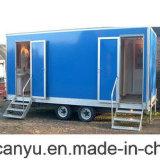 Het beweegbare Openbare Huis van de Container van het Toilet
