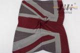 イギリスの国旗パターンプリントスカーフ-4