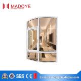 중국 Suzhou에 있는 도매 강화 유리 알루미늄 Windows
