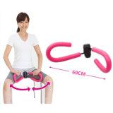 Máquina de tóner de músculo del muslo del ejercicio de la pierna