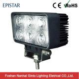 掘削機(GT1011-18W)のための18W高い発電のEpistar LED作業ライト