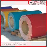 Bobines de haute résistance d'acier de couleur de PPGI pour la feuille de toiture