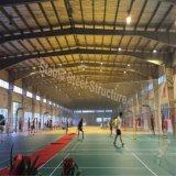 Стальная гимнастика спортзала конструкции с большим космосом