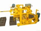 Bewegliche Qt40-3A Ei-Schicht-Block-Maschinen-Höhlung-Ziegeleimaschine