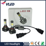 V8s 40Wの穂軸自動LEDのヘッドライトの球根H4 H7 9006 LEDのヘッドライト